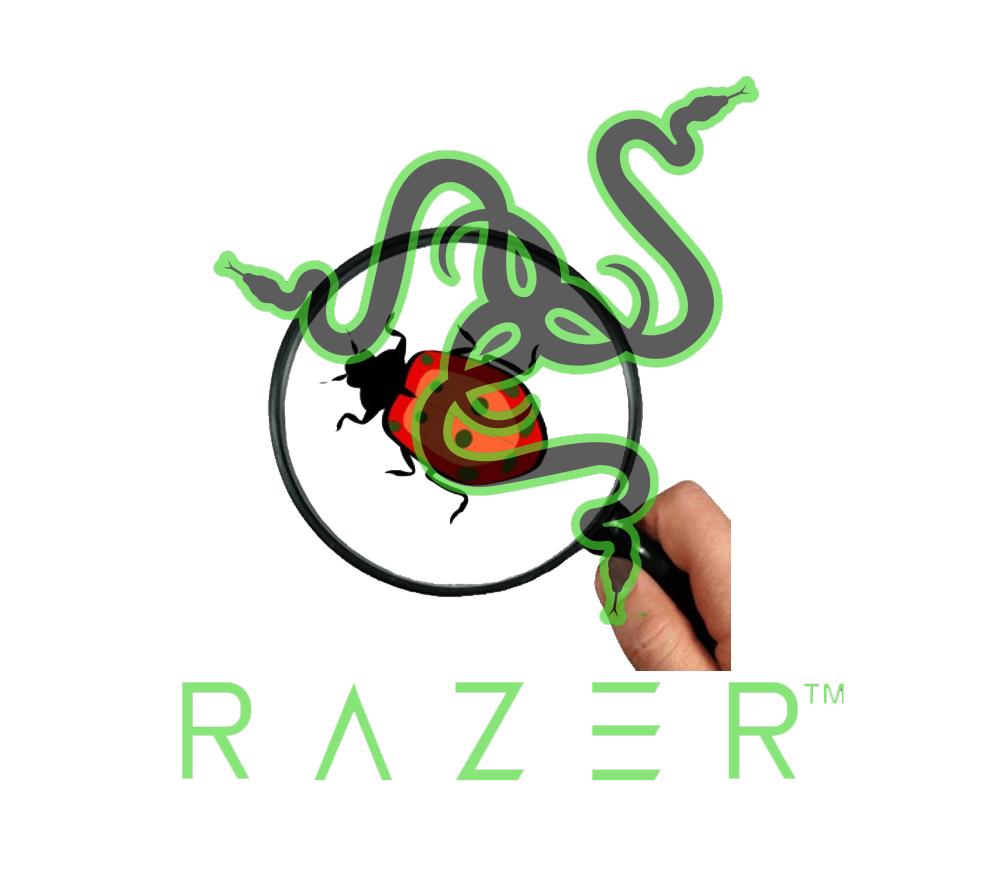 Bug de razer